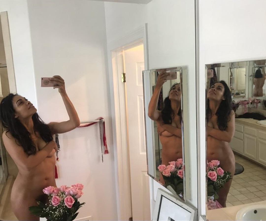 Rasario Dawson Naked photo 19