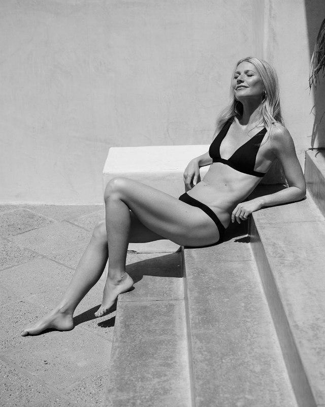 Gwyneth Paltrow Bikini Pics photo 5