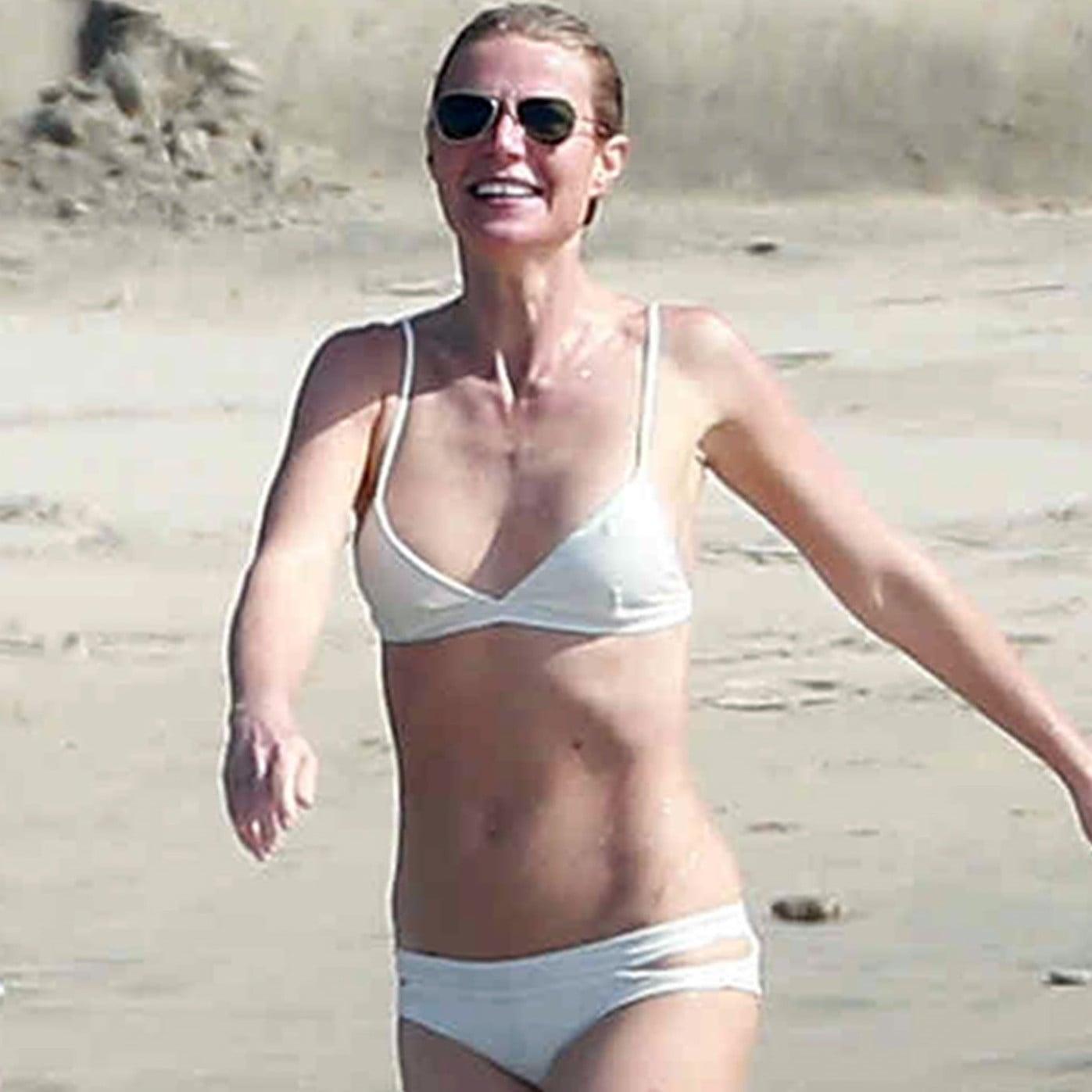 Gwyneth Paltrow Bikini Pics photo 8