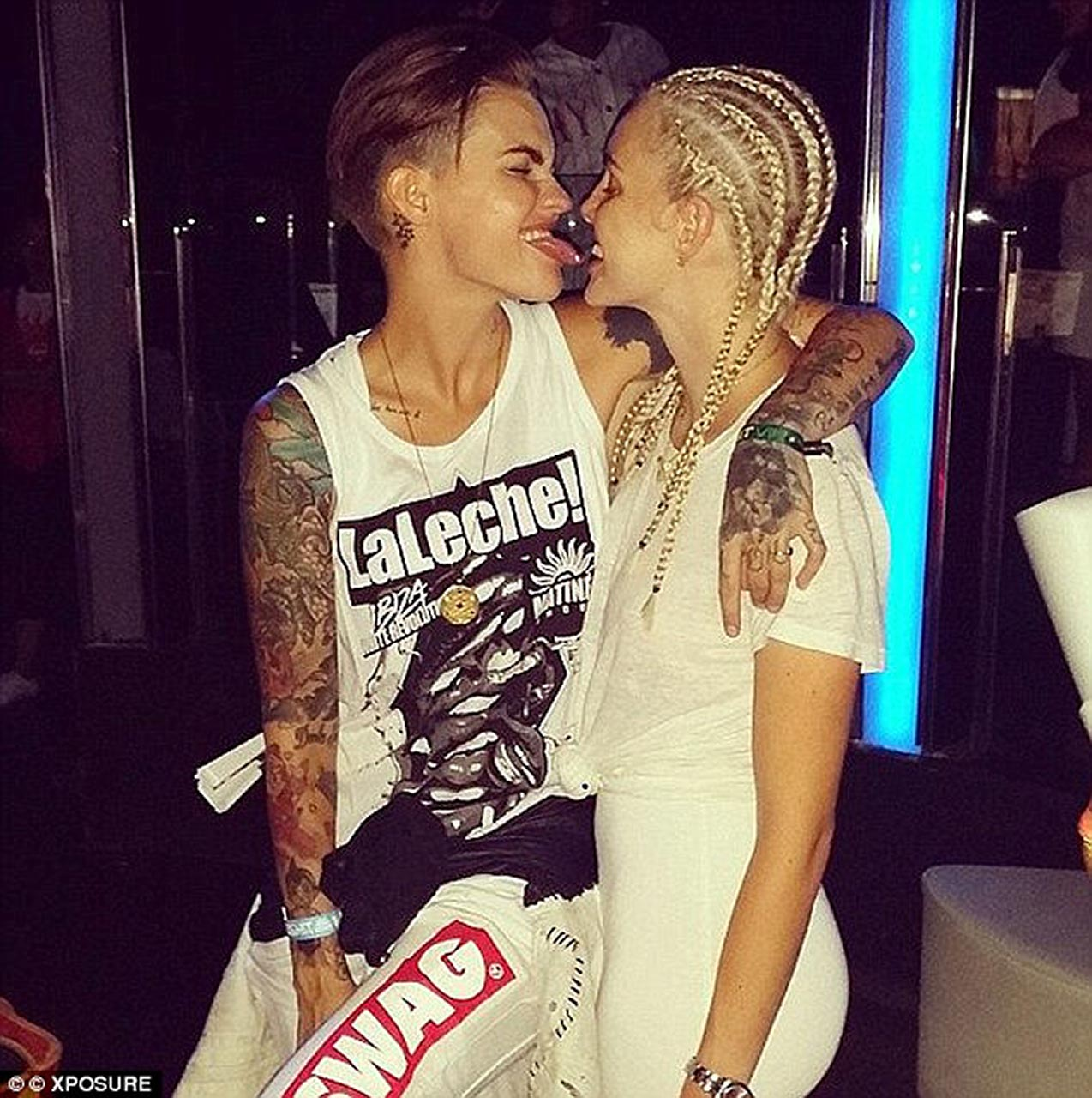 Has Ruby Rose Ever Been Nude photo 10
