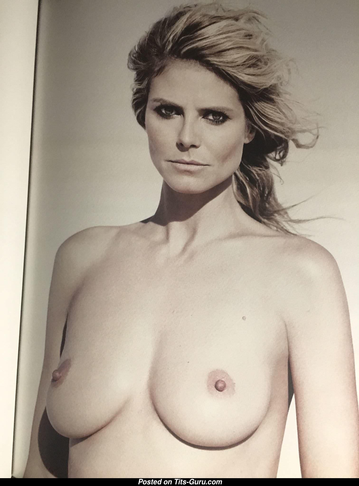 Heidi Klum Naked Photo photo 25