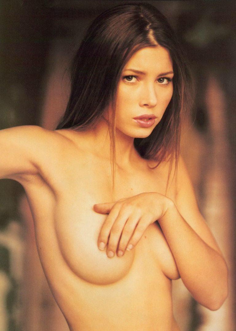Jessica Biel Naked Video photo 5