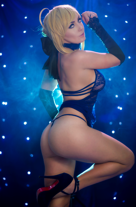 Jessica Nigri Butt photo 18