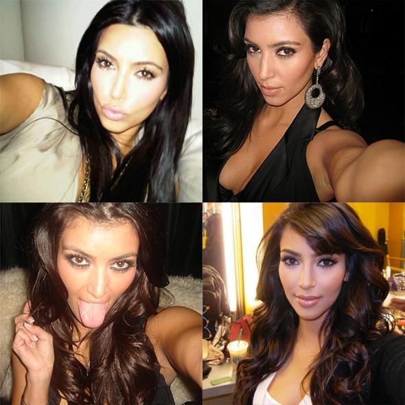 Kim Kardashian Selfish Pictures photo 13