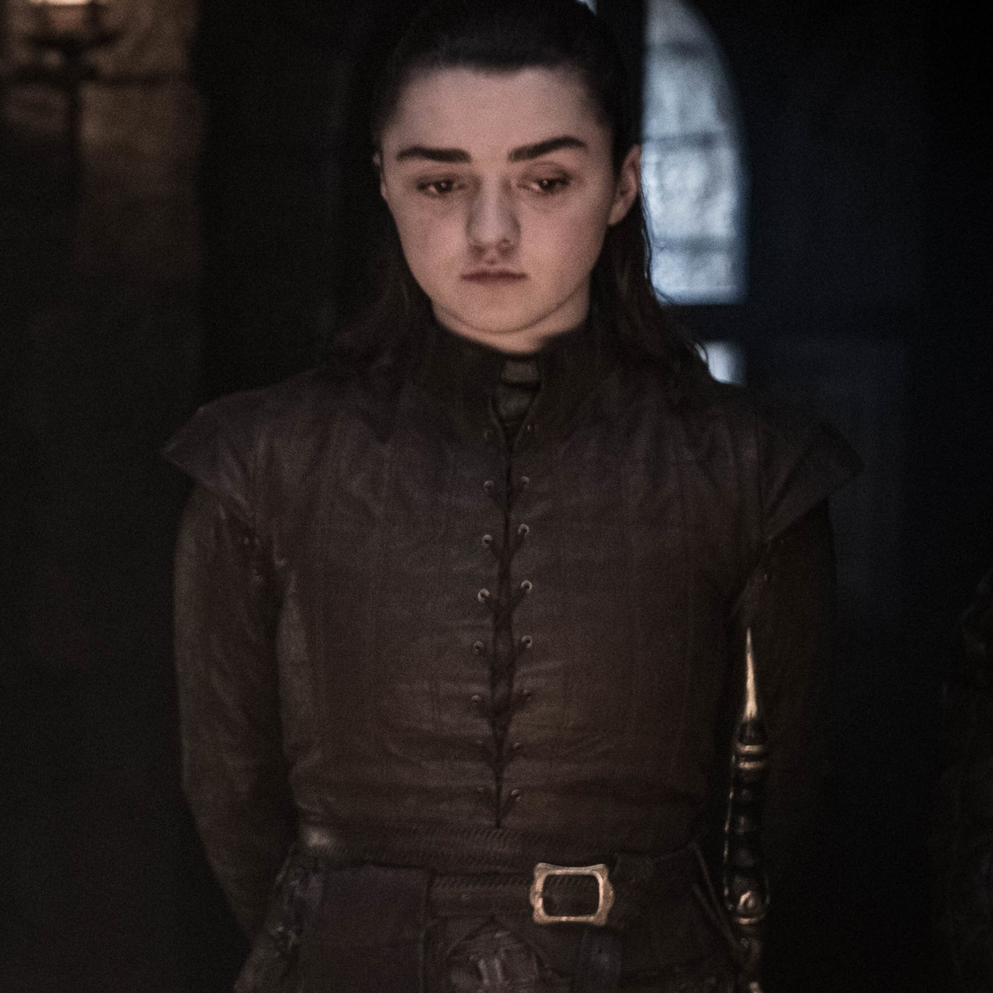 Maisie Williams Topless Game Of Thrones photo 22