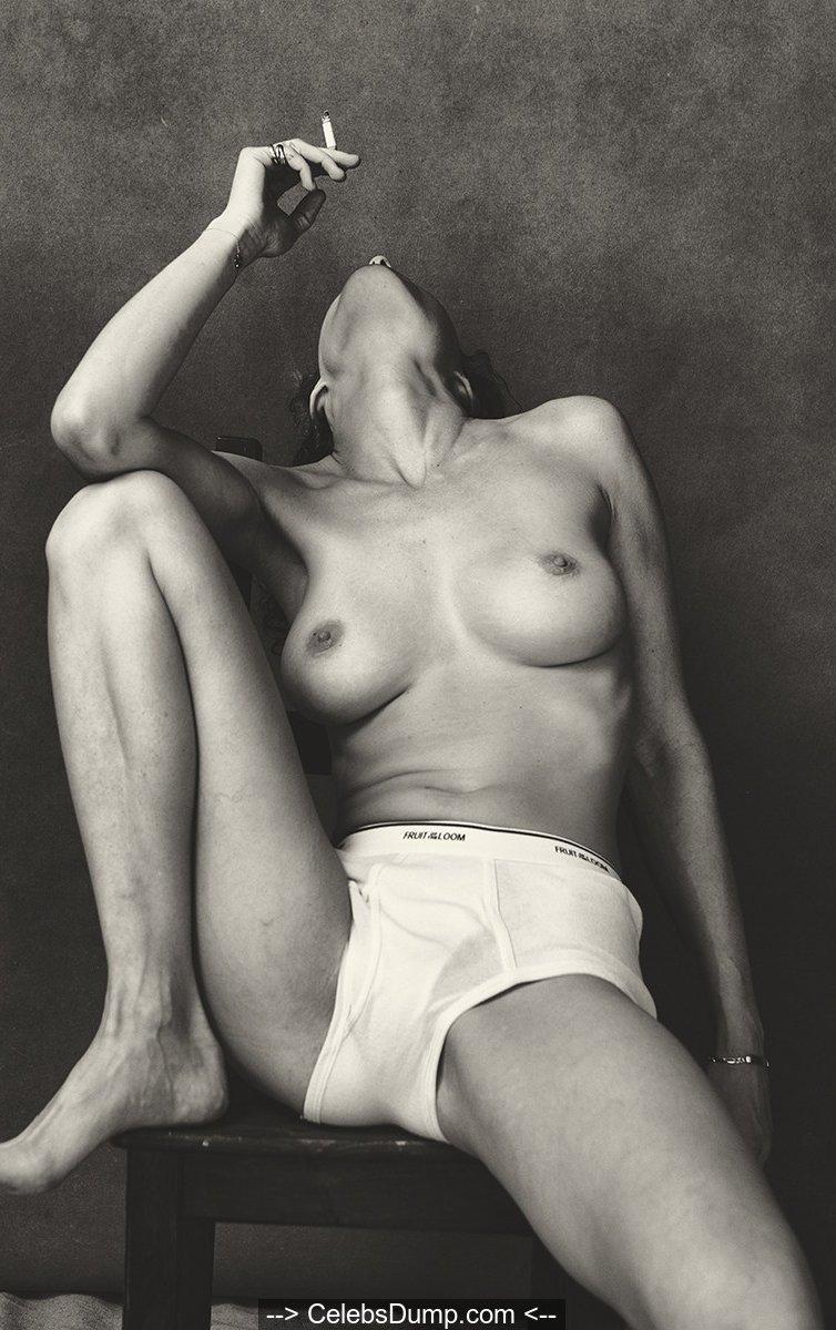 Mckinney Topless photo 15