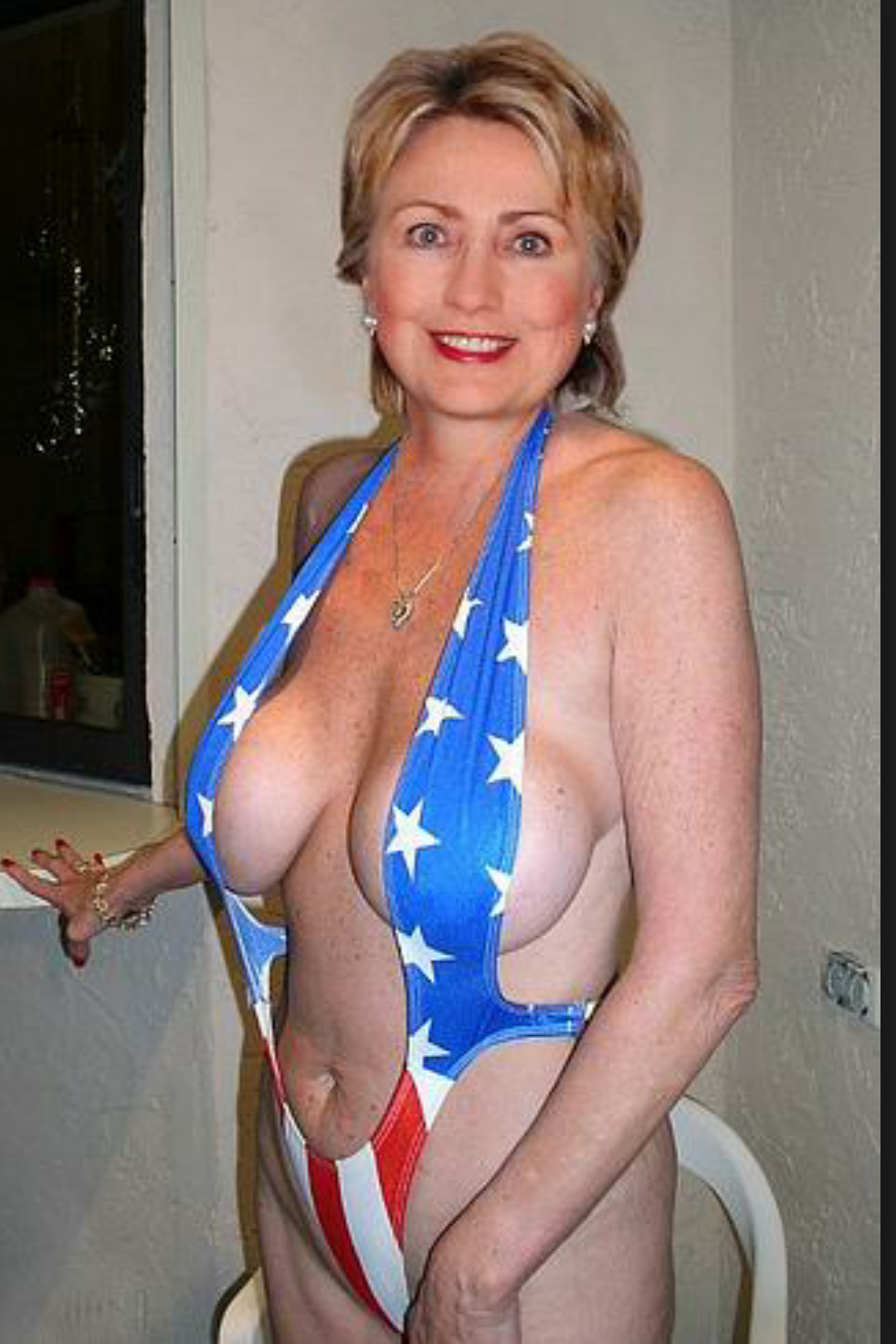 Naked Pictures Of Hillary photo 7