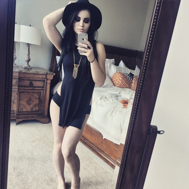 Paige Wwe Hot Instagram photo 18
