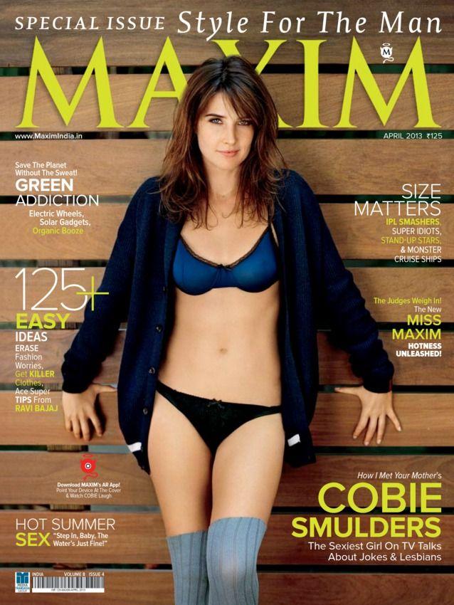 Scarlett Johansson Maxim photo 27