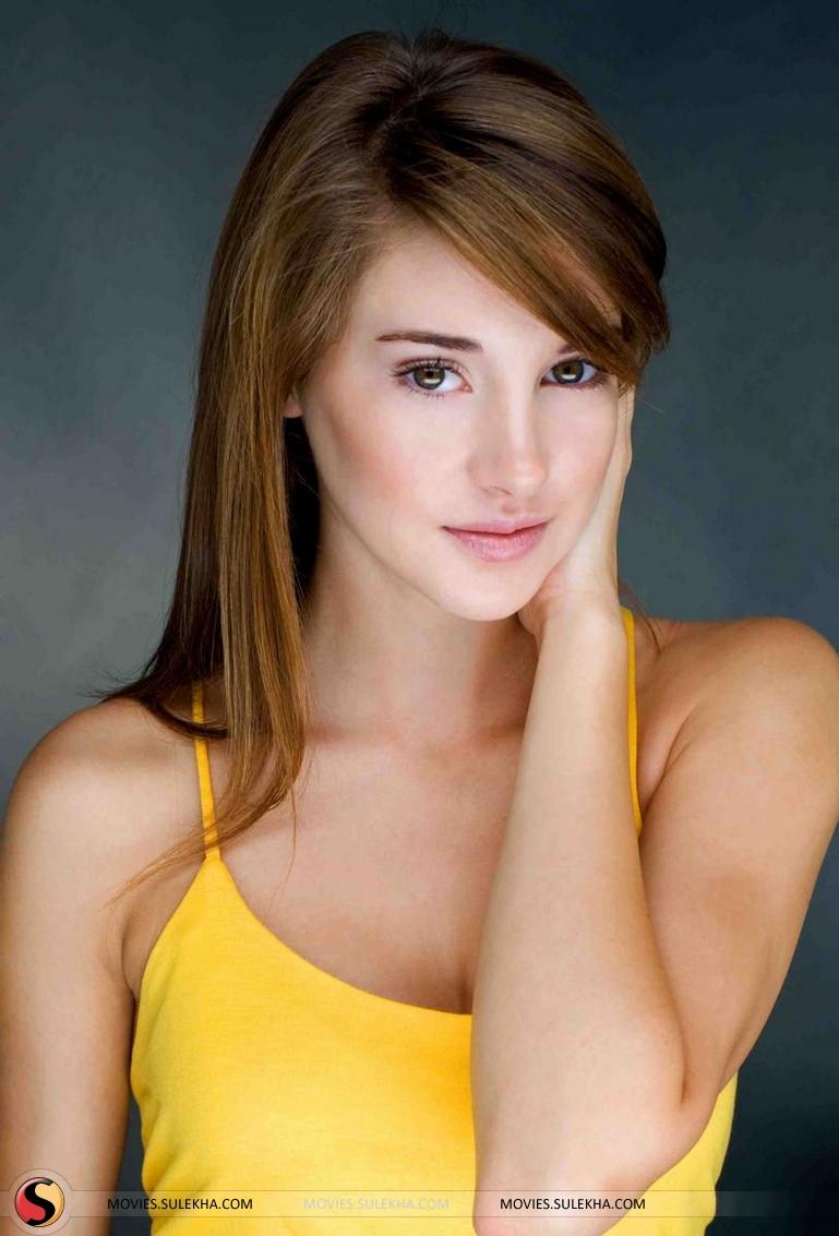 Shailene Woodley Hot Photoshoot photo 9